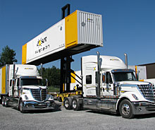 Axsun freight transportation services