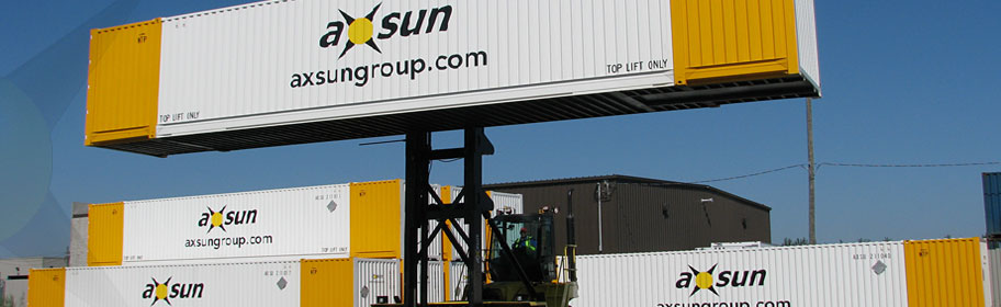 Axsun company and transportation industry resources